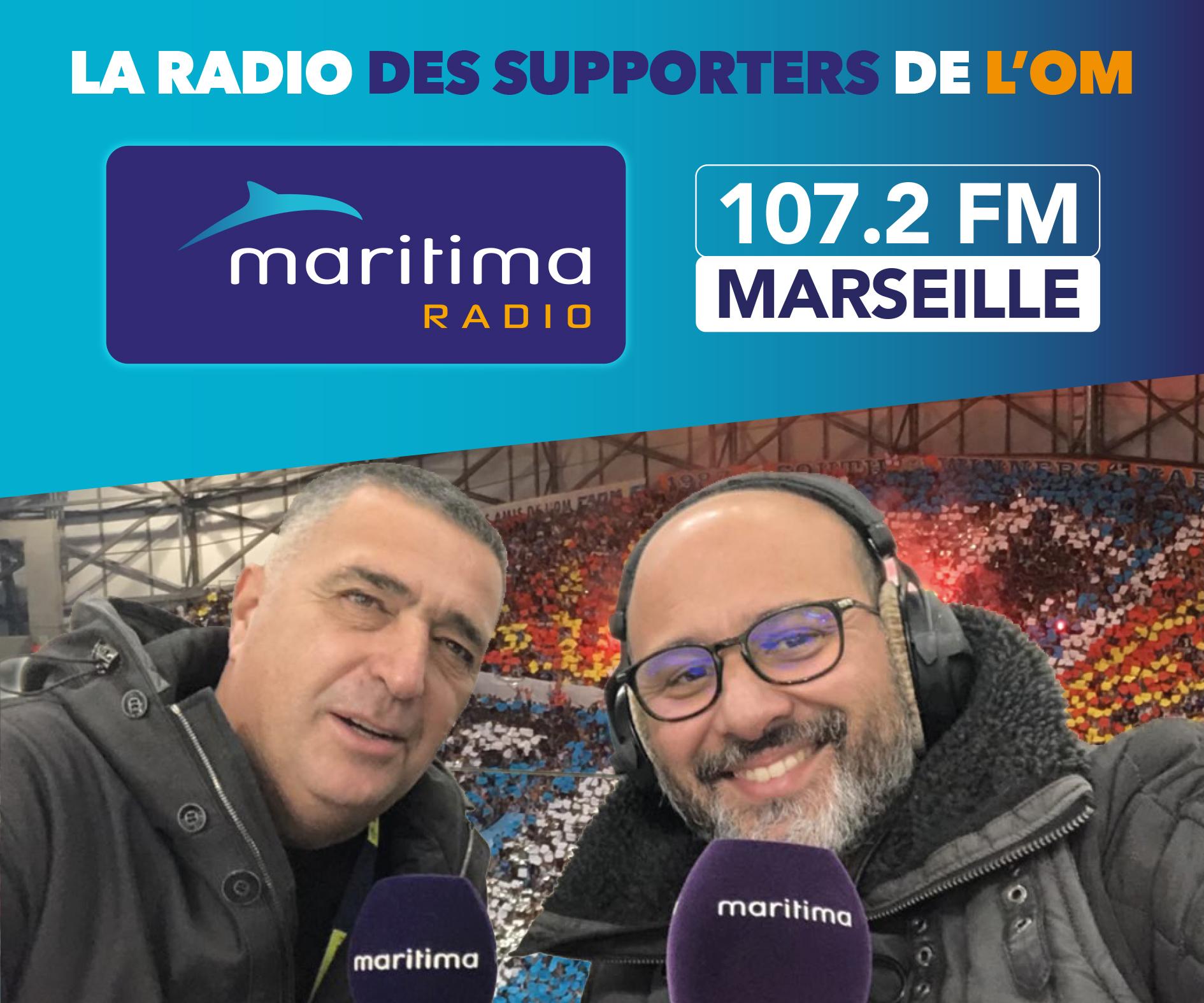 Maritima Info - La radio des supporters de l'OM